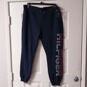 Tommy hilfiger joggers size Ox plus size